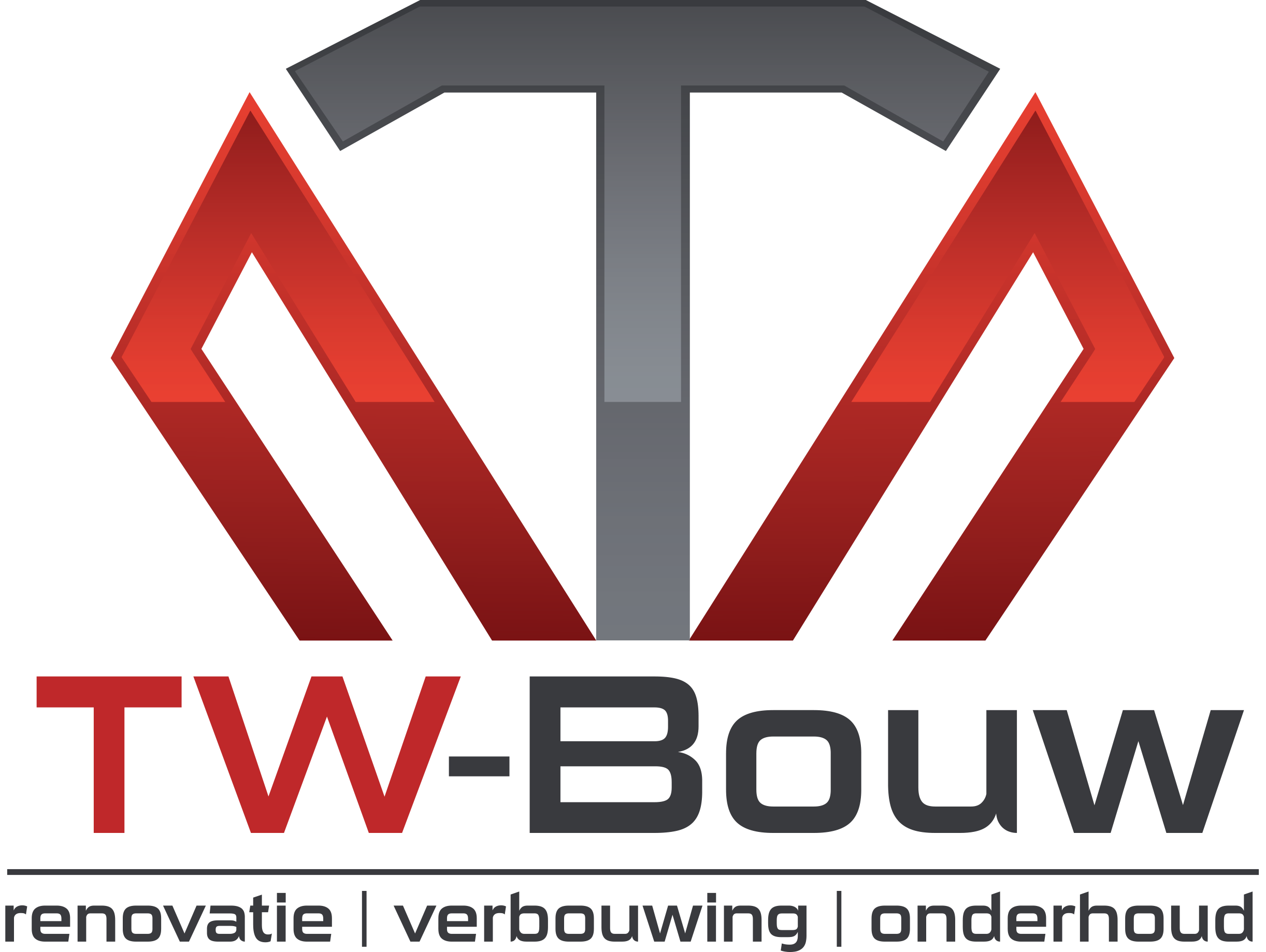 TW Bouw logo